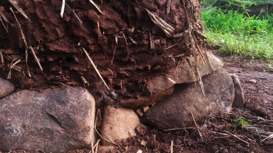 fundacao pedra bioconstrucao